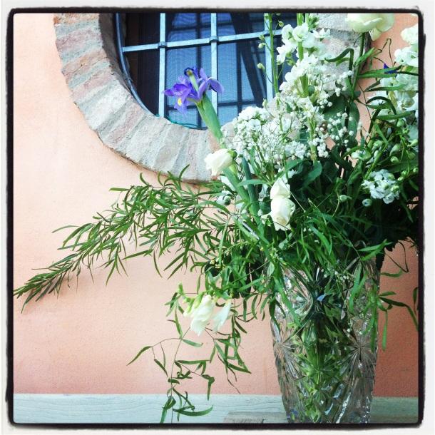 Wedding's Flowers
