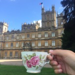 #EnjoyUk {5, Oxford … Downtown Abbey!!}