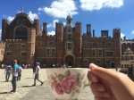 #EnjoyUk {4 Hampton Court Palace}